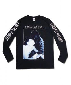 CRYSTAL CASTLES Tシャツ