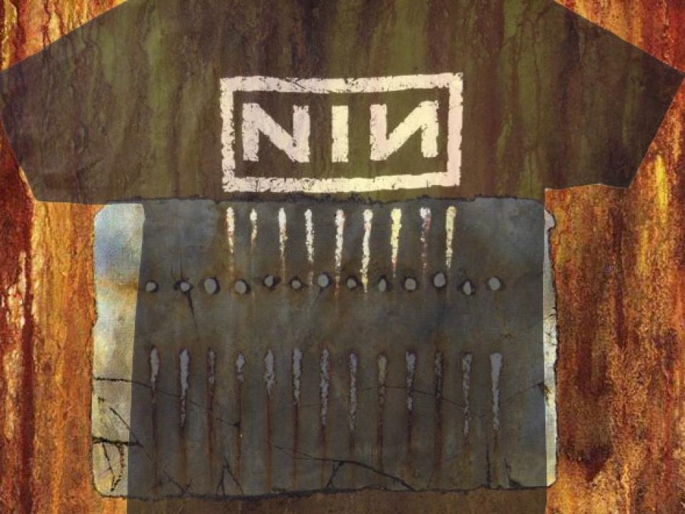 Nine Inch Nails Tシャツ