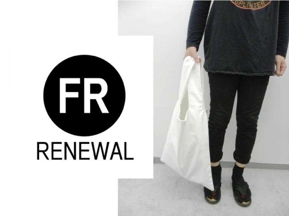 FR RENEWAL Eco Bag