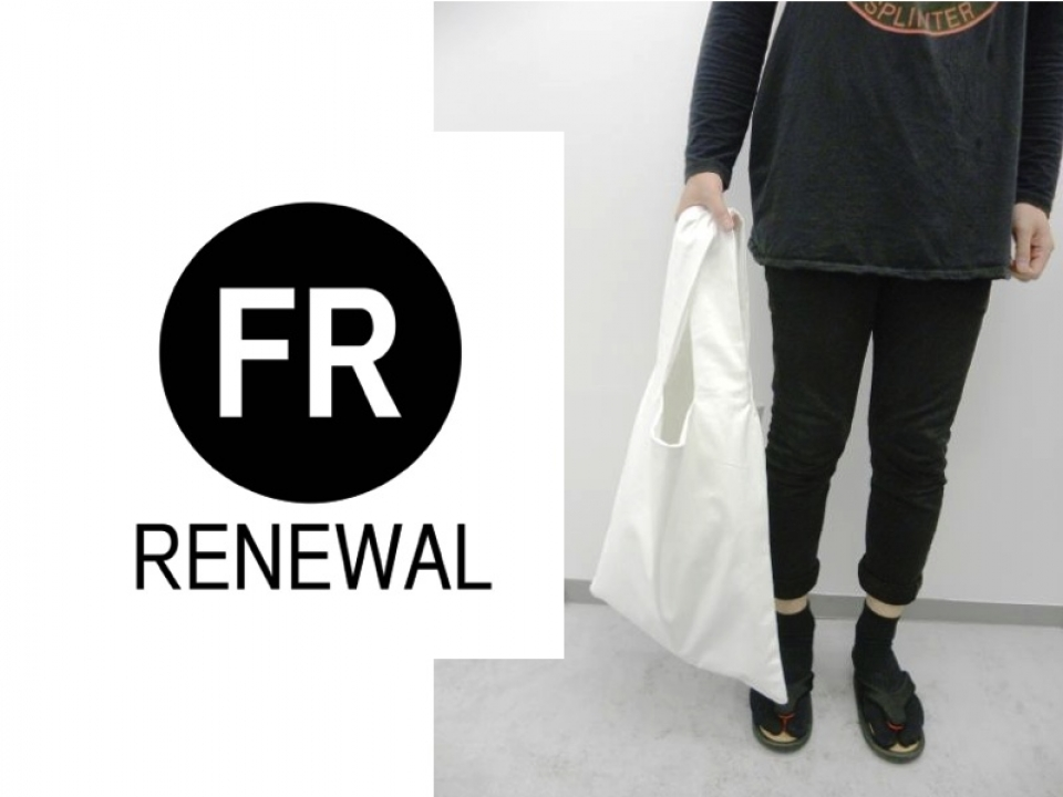 FR RENEWAL Eco Bag