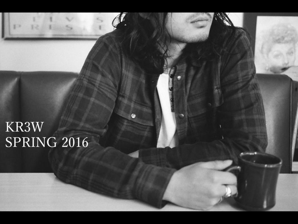 KR3W SPRING 2016