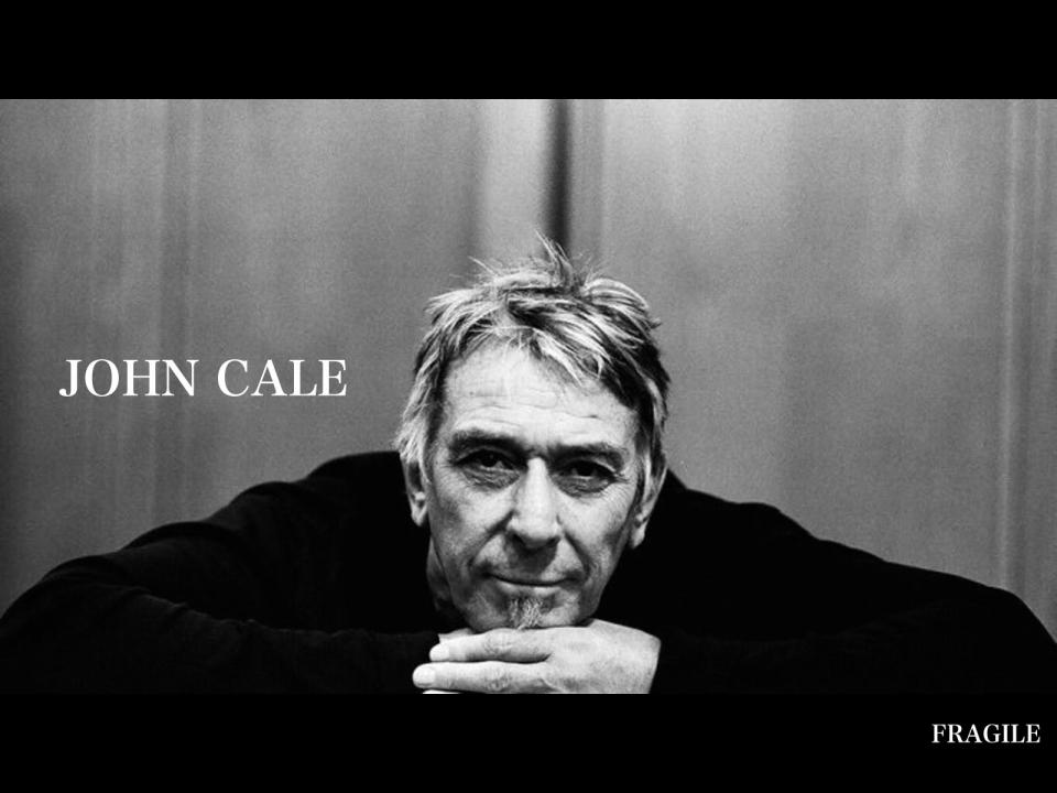 JOHN CALE 1