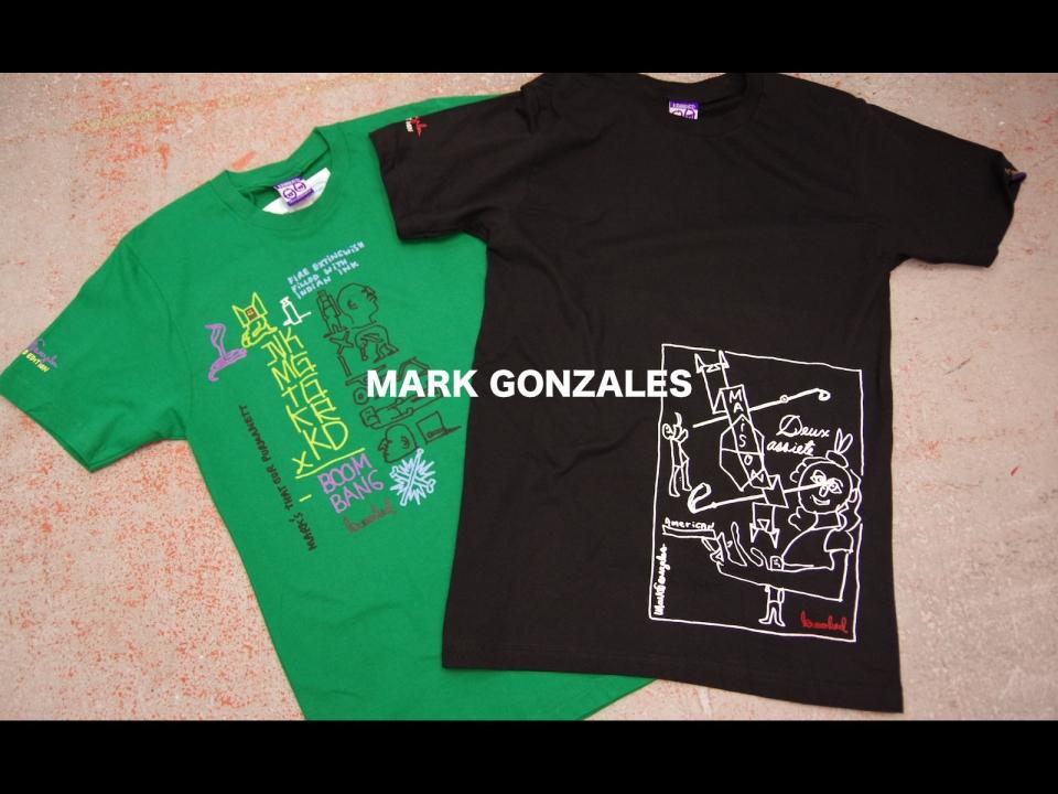 MARK GONZALES