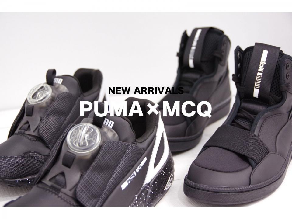 PUMA × MCQ