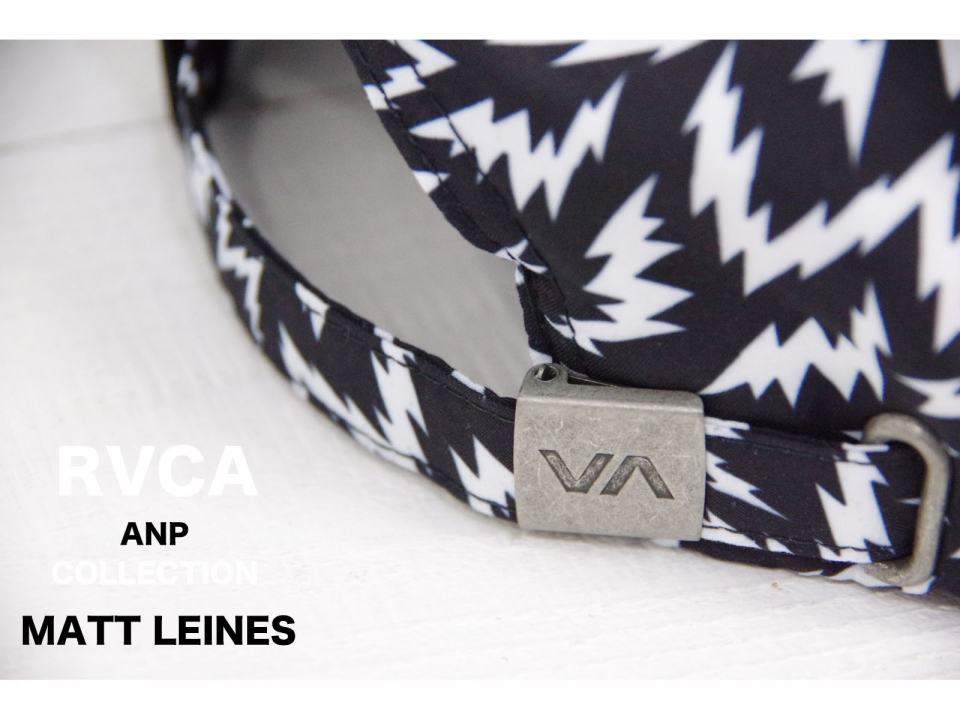 RVCA × MATT LEINES