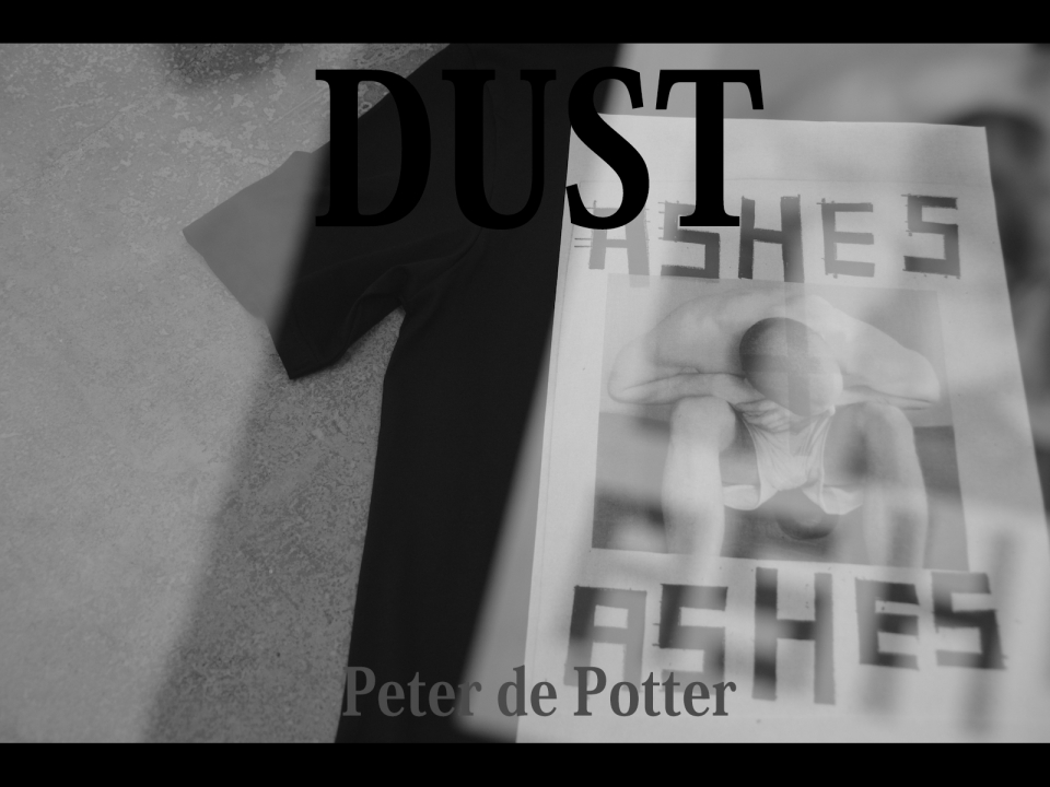 DUST MAGAZINE × Peter de Potter
