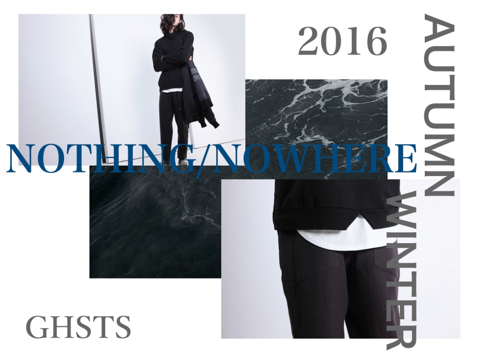 GHSTS AUTUMN/WINTER 2016