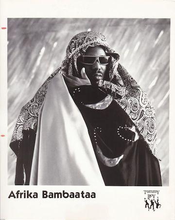 アフリカ・バンバータ