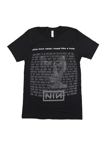 NINE INCH NAILS Tシャツ