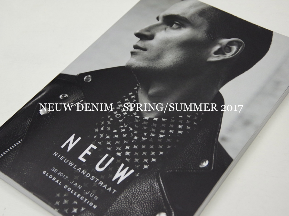 NEUW DENIM SPRING SUMMER 2017