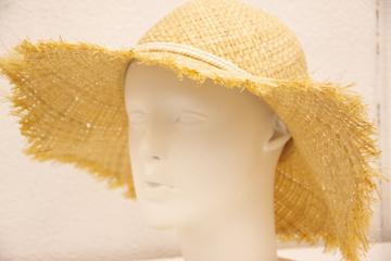 STRAW MAKUA HAT