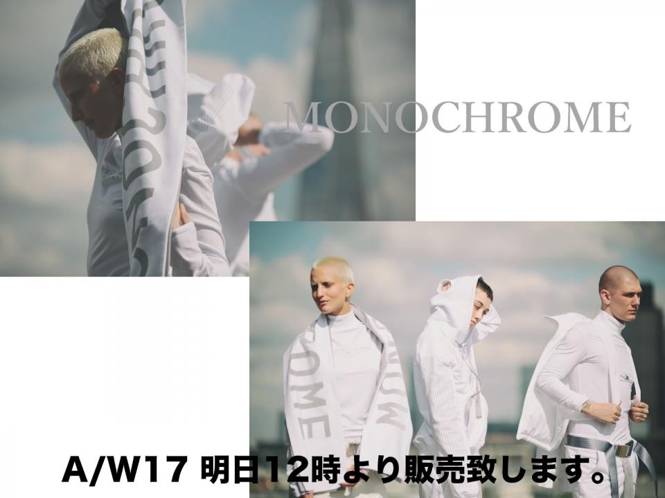 MONOCHROME AW17