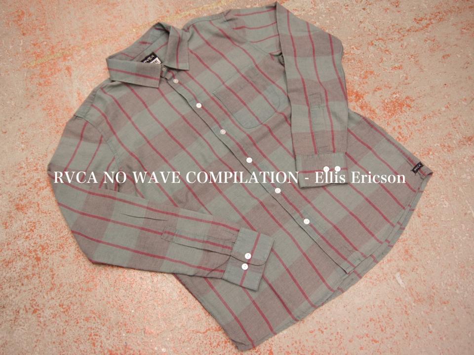 RVCA NO WAVE