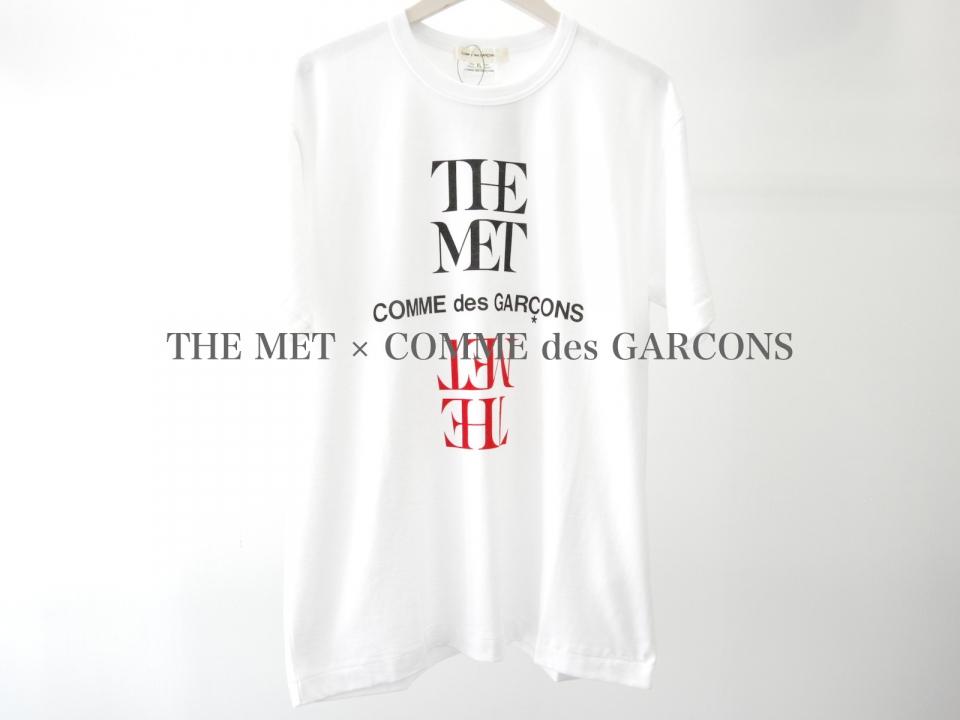 THE MET × Comme des Garcons