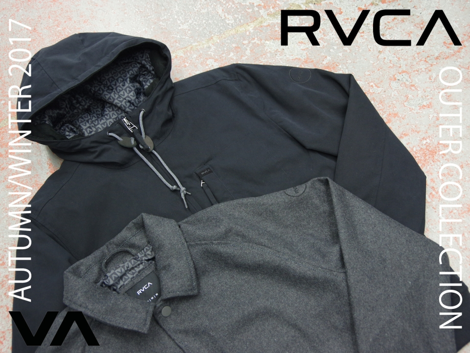 RVCA AUTUMN WINTER 2017