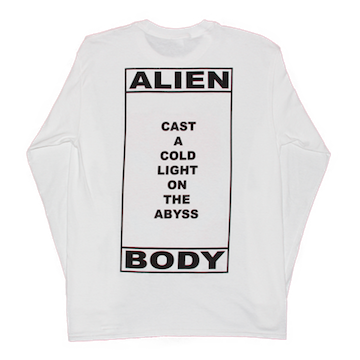 ALIEN BODY COLD ABYSS LONG SLEEVE