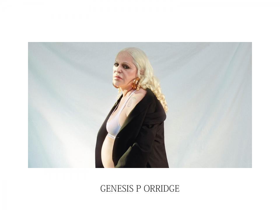 GENESIS P ORRIDGE