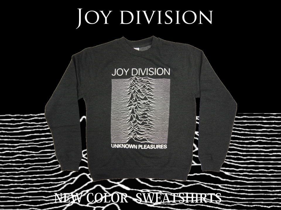 JOY DIVISION SWEATSHIRTS