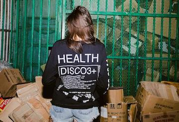 HEALTH × ALIEN BODY