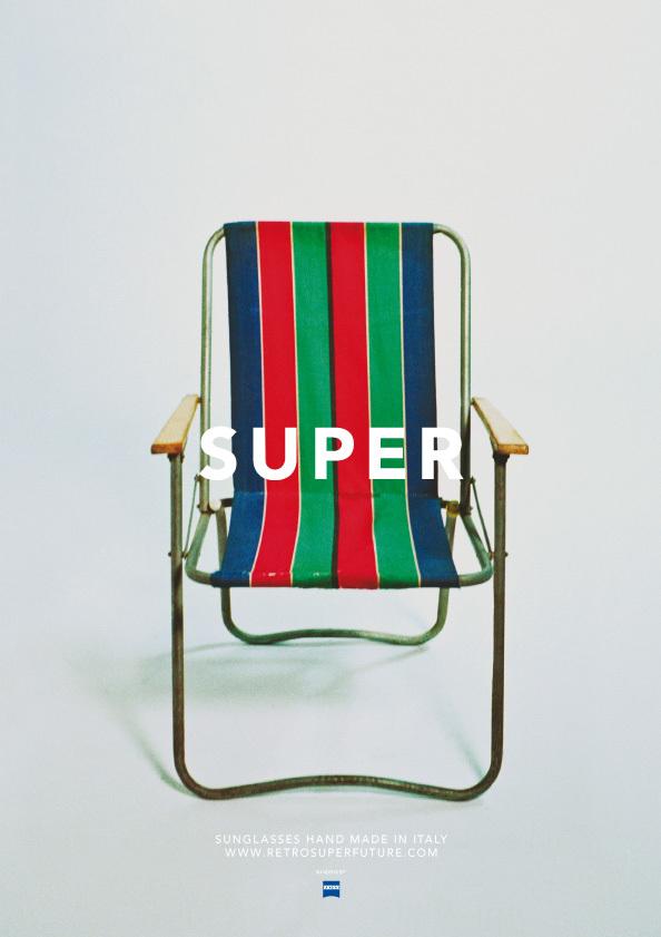 SUPER サングラス