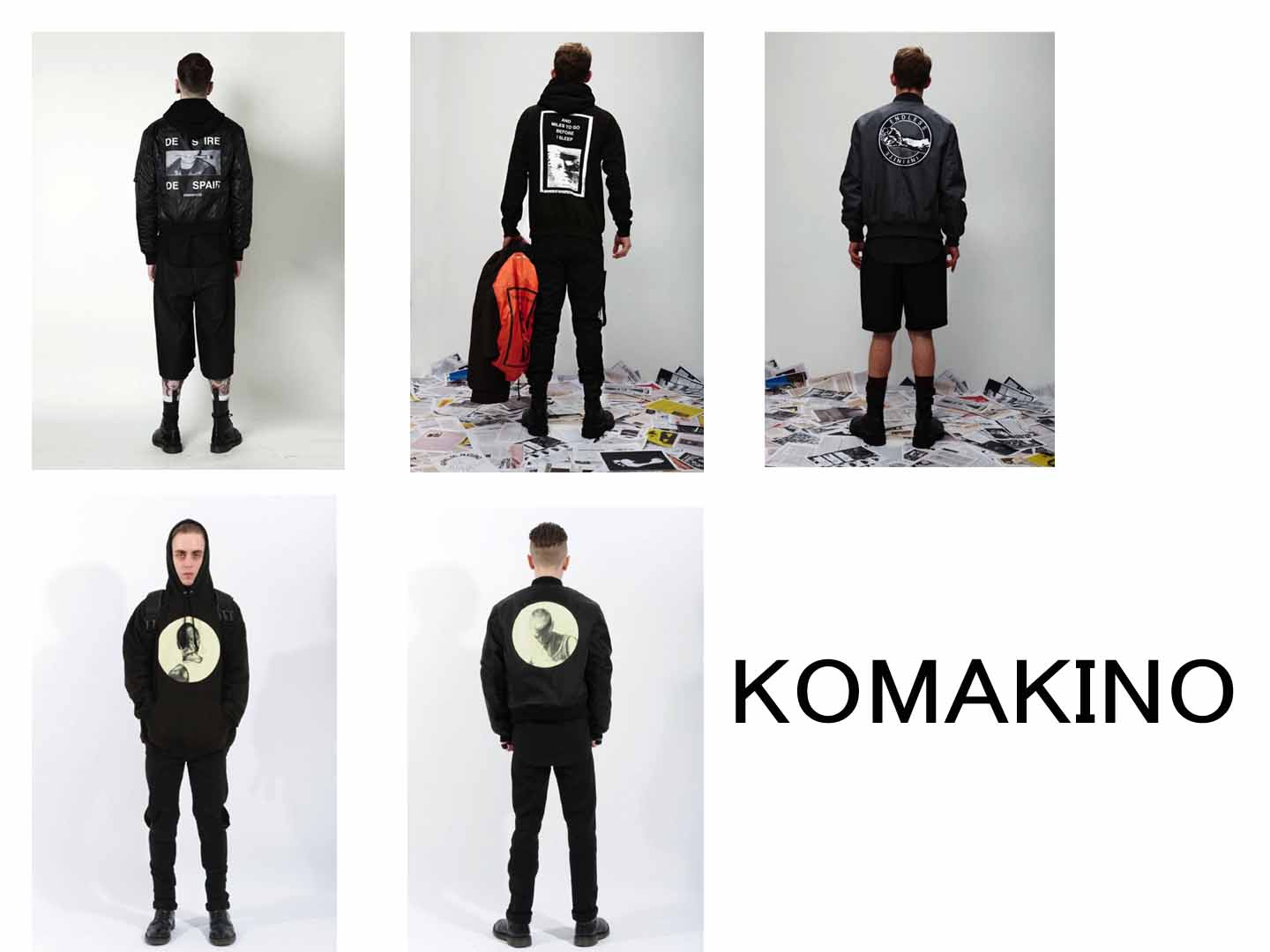KOMAKINO×DARK WAVE