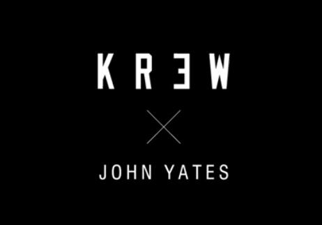 JOHN YATES x KR3W