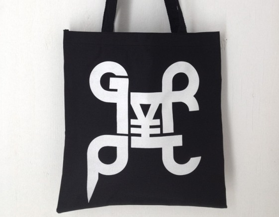 GRYPT TOTE BAG FRAGILEに入荷!