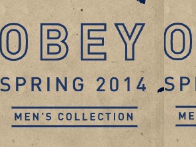 Obey-spring-summer-2014