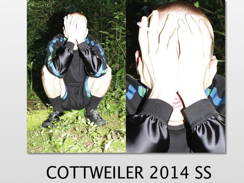 COTTWEILER – SS14発売開始しました