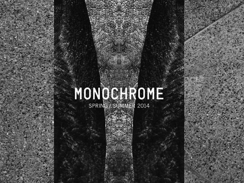 "MONOCHROME SS 14 ""LIQUIDATORS""コレクション入荷"