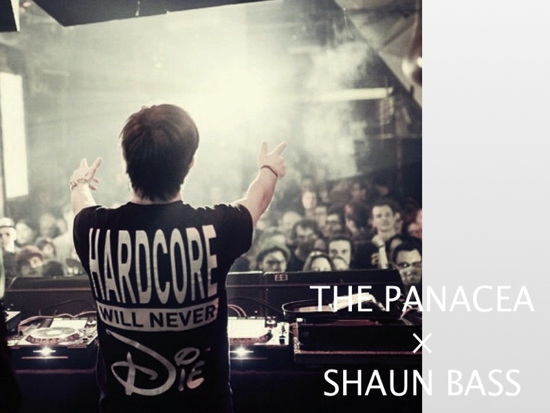 "THE PANACEA×SHAUN BASS""HARDCORE WILL NEVER DIE""T-シャツ入荷しました。"