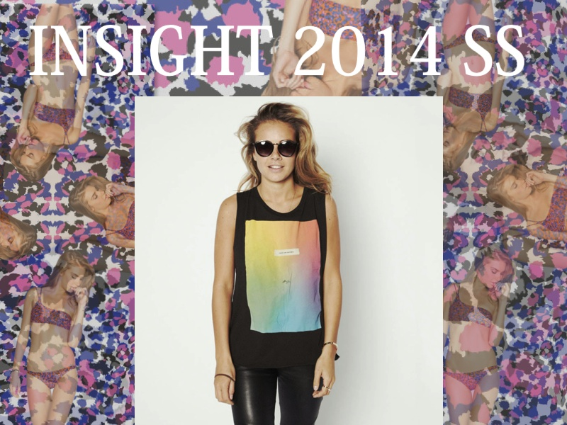 INSIGHT 2014 SS COLLECTION