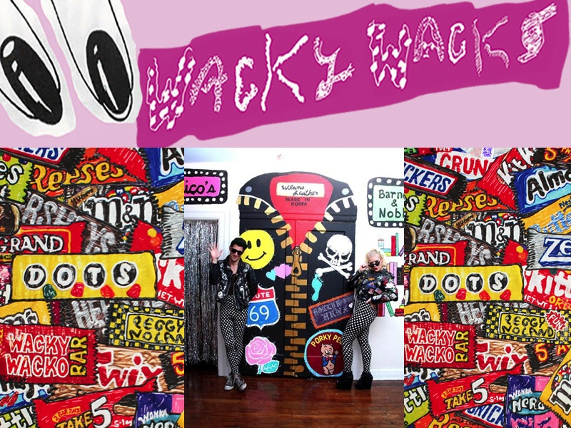 WACKY WACKO NEW COLLECTION