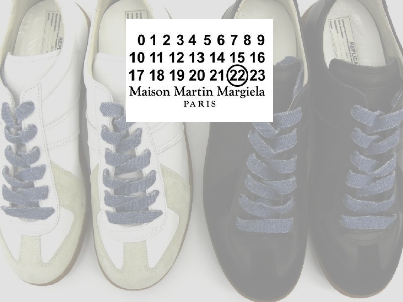 MAISON MARTIN MARGIELA GERMAN TRAINER 22