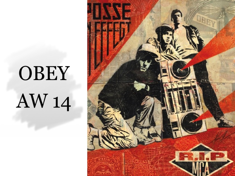 OBEY AW14