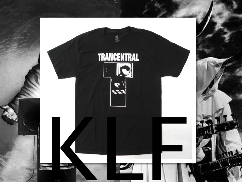 KLF LIMITED TRANCENTRAL / MU MU T-SHIRT