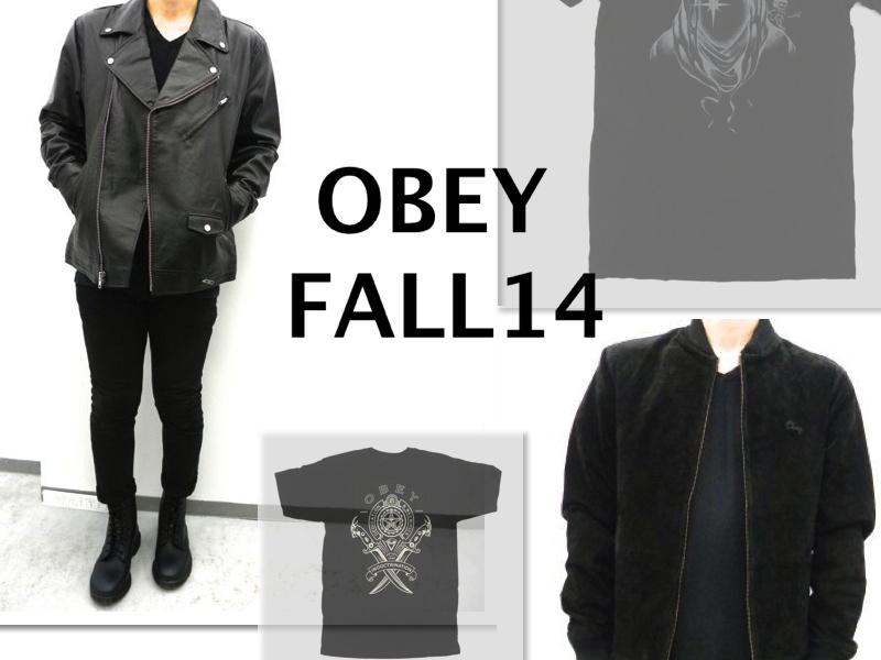 OBEY AW 14 ARRIVAL