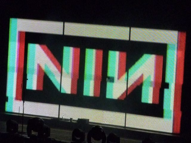 NINE INCH NAILS  NORH AMERICAN TOUR 2014