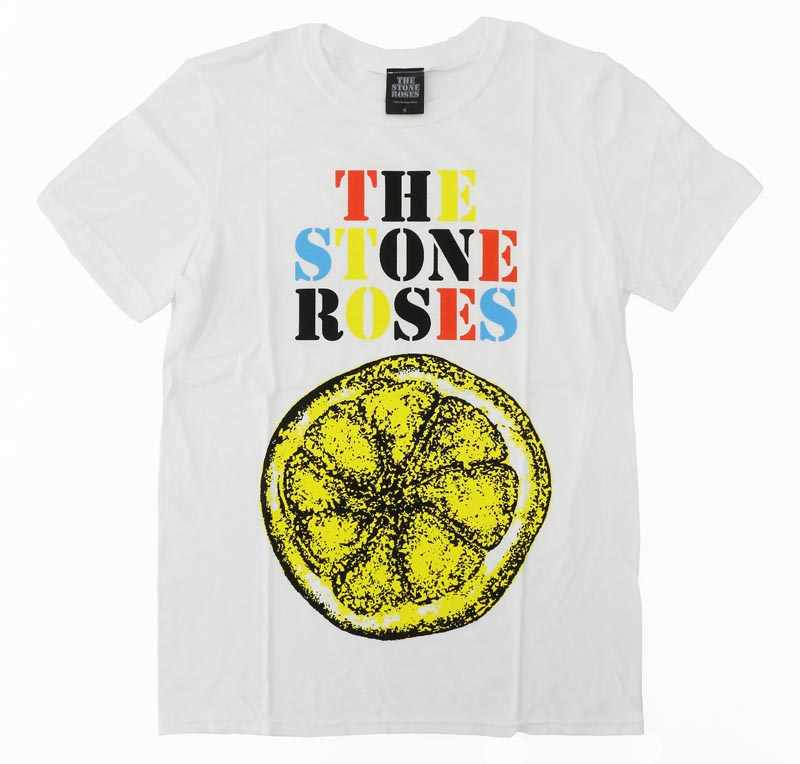 The-Stone-Roses-Tシャツ