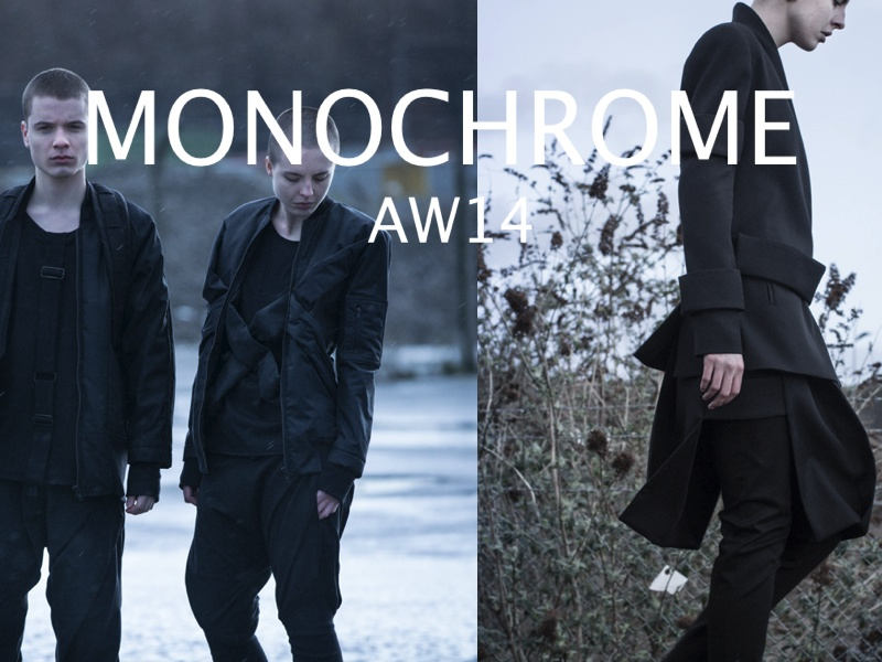 MONOCHROME NEW SEASON  AW14