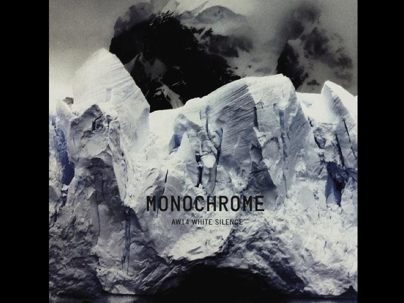 MONOCHROME AW14 WHITE SILENCE START