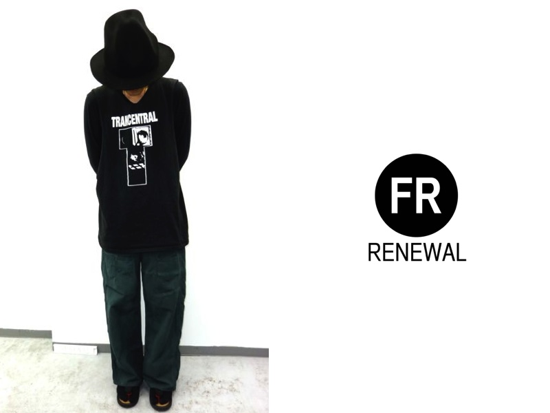 LEVI'S RED × FR RENEWAL