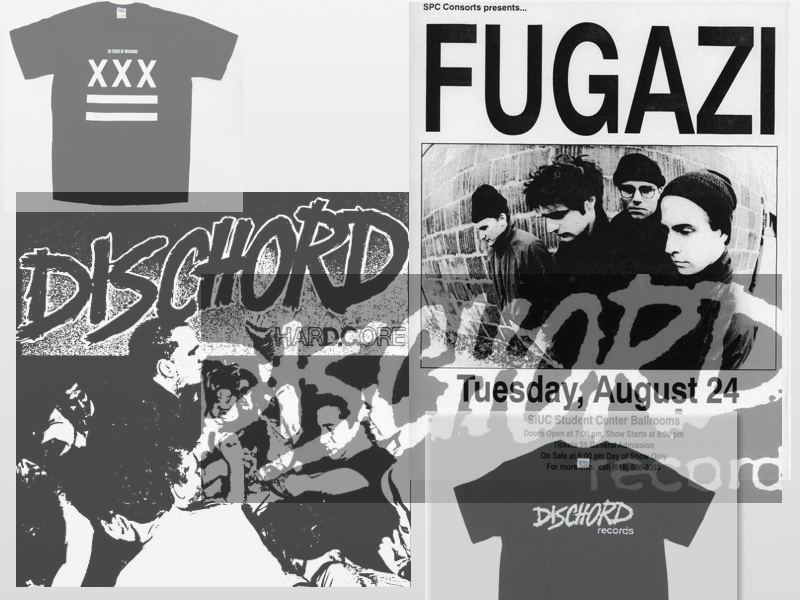 DISCHORD RECORDS 30TH ANNIVERSARY