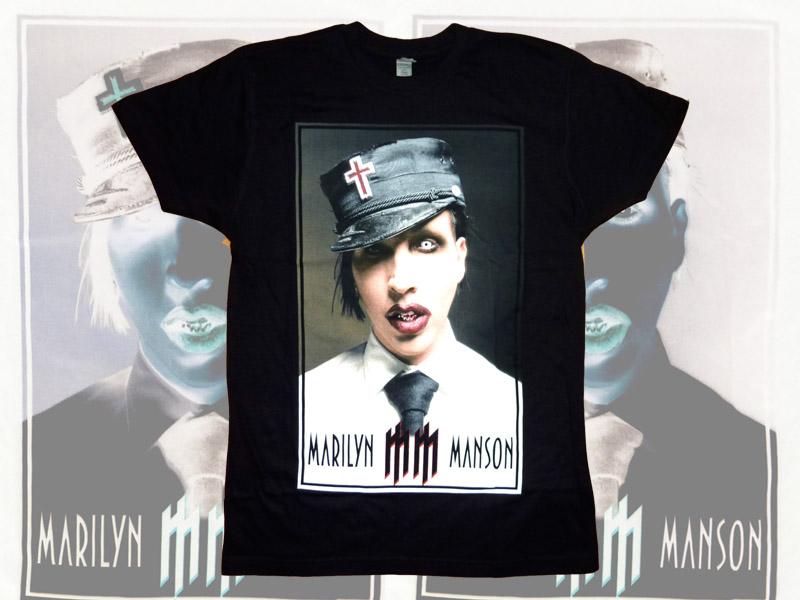 MARILYN MANSON × PEROU