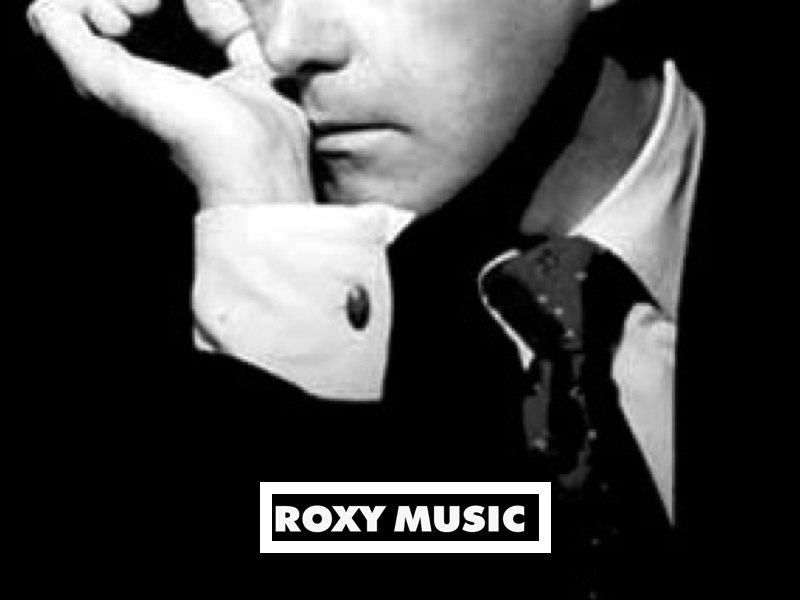 ROXY MUSIC LIMITED OFFICIAL ITEM