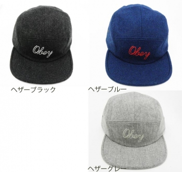 OBEY 2014AW CAP