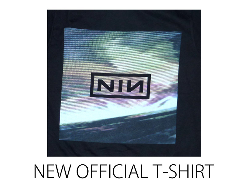 NINE INCH NAILS  WAVE BOX