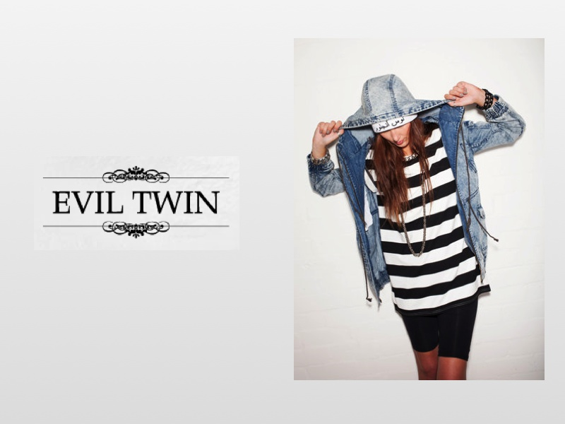 EVIL TWIN BROOKLYN JKT