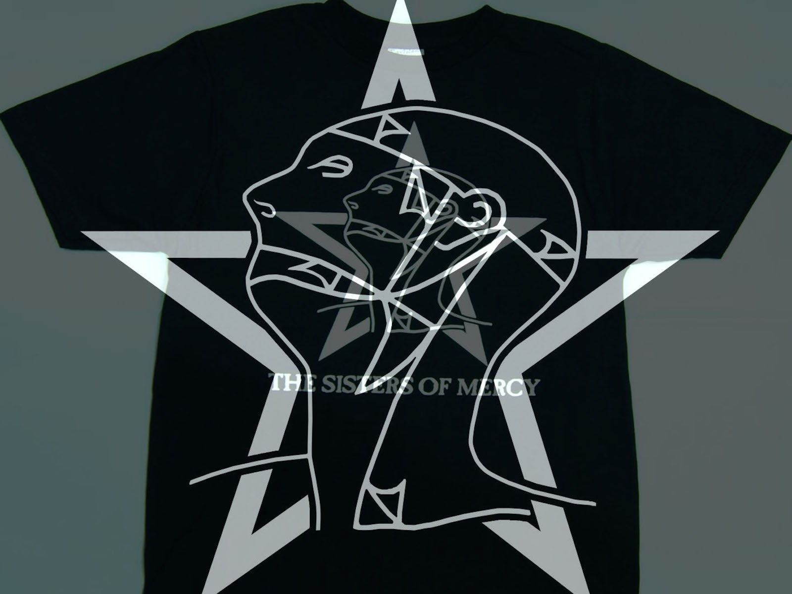 THE SISTERS OF MERCY T-SHIRT
