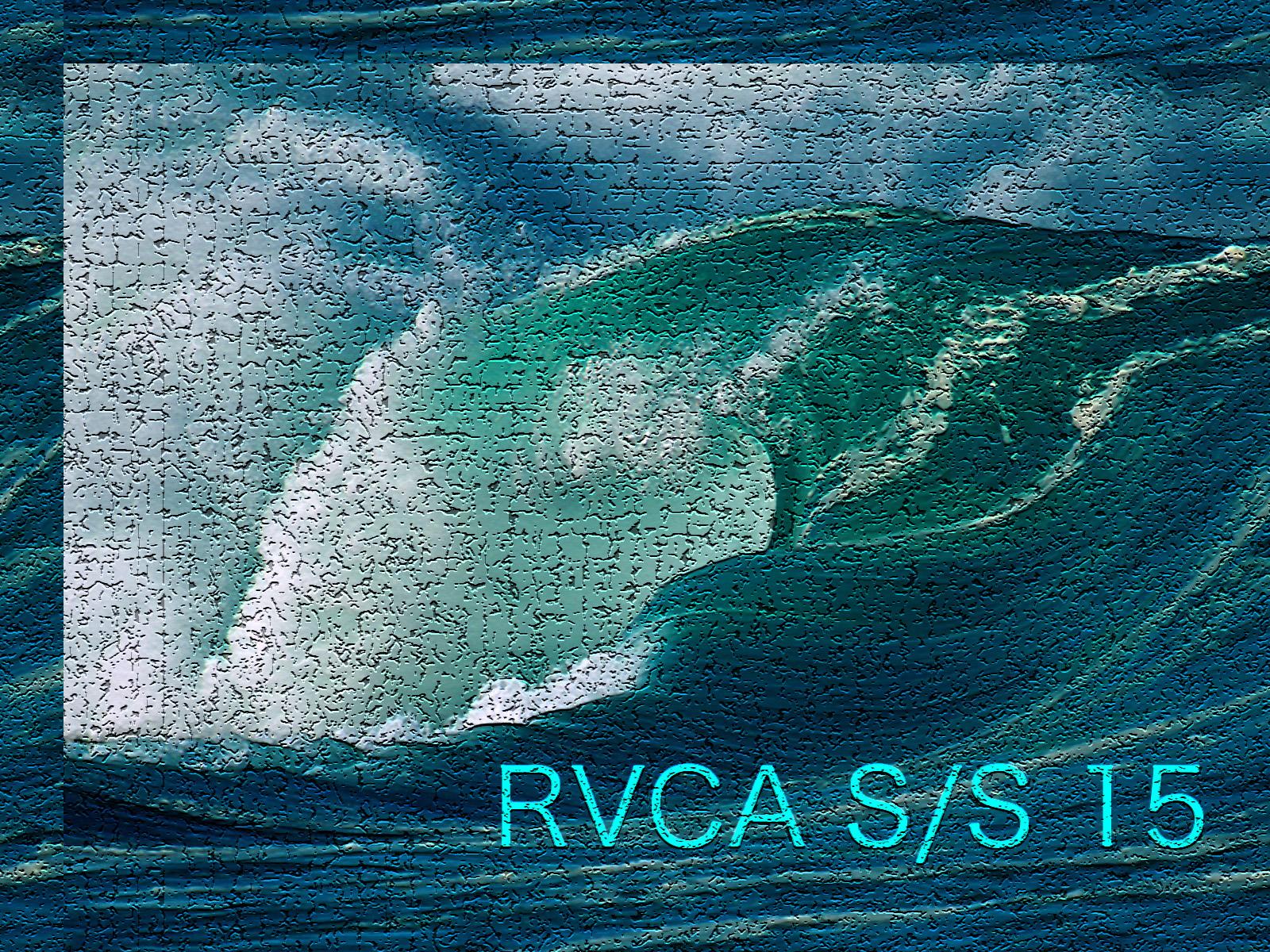 RVCA S/S 15